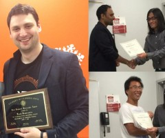 2015 GGCS Student Researcher Awards