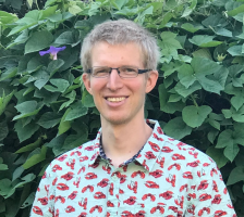 PhD student Gregory Rehm awarded NIH F31 Fellowship