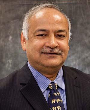 Distinguished Professor Biswanath Mukherjee wins the 2019 Academic Senate Research Award