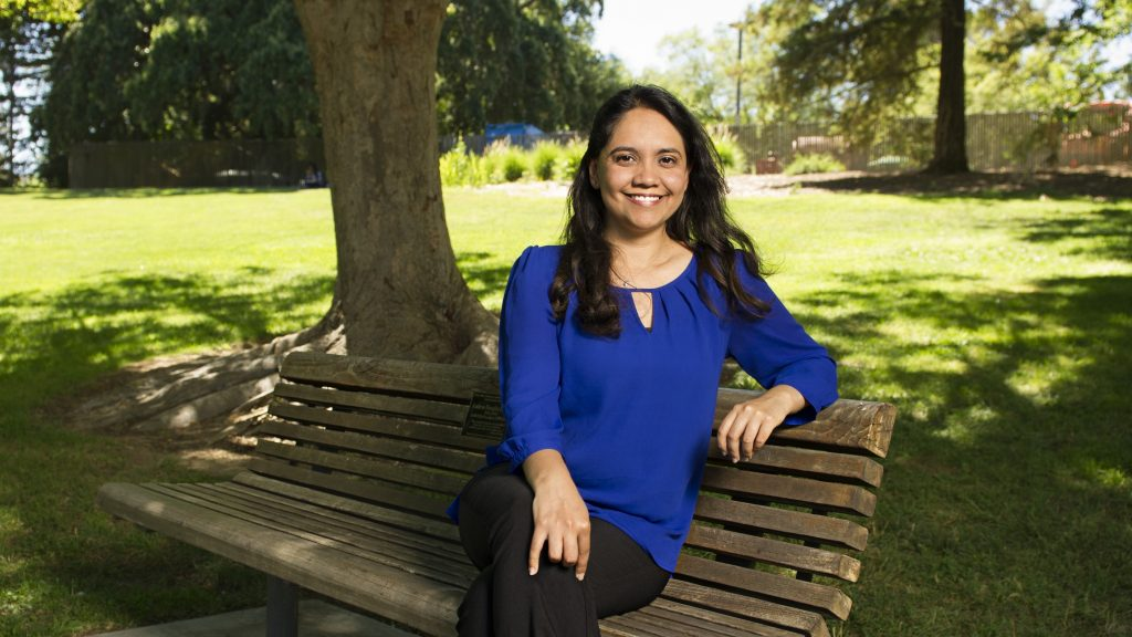 uc davis computer science doe early career cindy rubio gonzalez